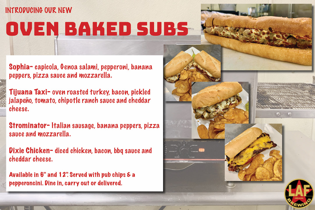 new oven baked subs